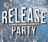 Release Party Boerinnen Kalender 2019